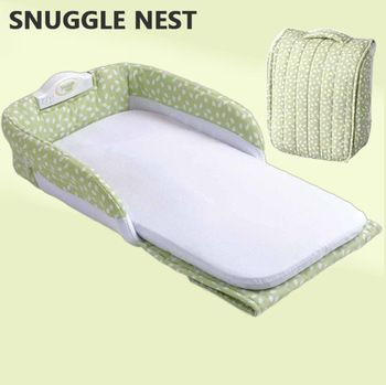 Portable Baby Crib //Price: $65.97 & FREE Shipping // #kid #kids #baby #babies #fun #cutebaby #babycare #momideas #babyrecipes  #toddler #kidscare #childcarelife #happychild #happybaby