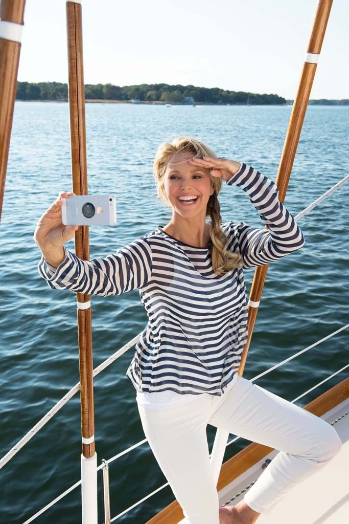 Christie Brinkley [Courtesy Photo]
