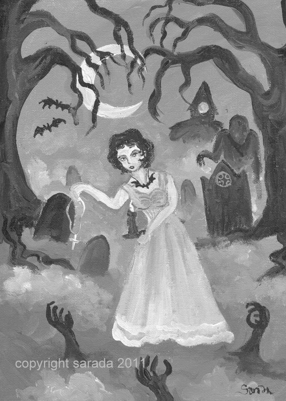 Best Halloween Art Images On Pinterest  Halloween Art Halloween