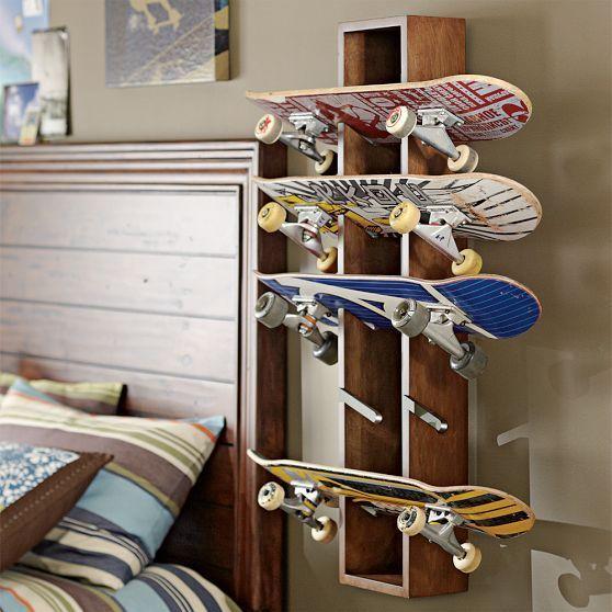 Skateboard Bedroom Furniture 30 best hyller av skateboard images on pinterest | skateboard