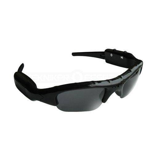 Solglasögon med Spionkamera - Spionprylar - Teknikproffset