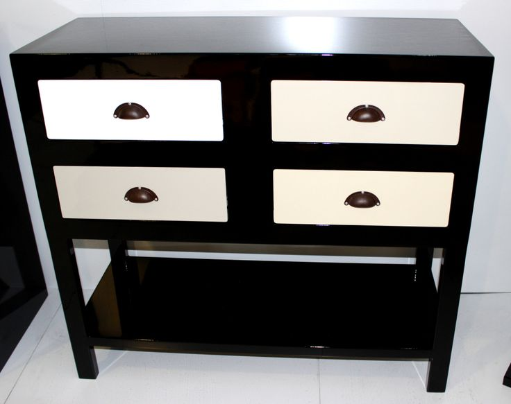 17 best ideas about commode laqu e on pinterest commode noir laqu meuble - Commode noire laquee ...