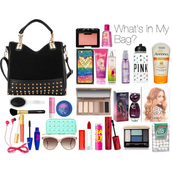 What S In My Bag By Aboulwafawissal On Polyvore