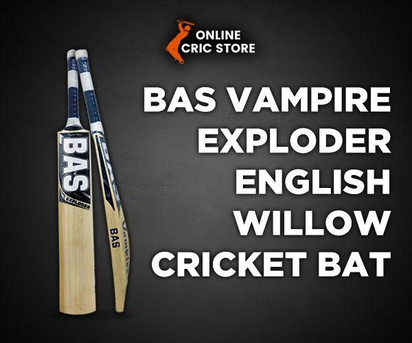 Quality And Features Of Bas Vampire Cricket Bats Cricket Bat Cricket Vampire