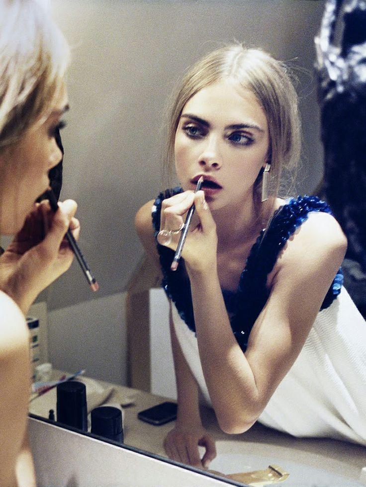 Makeup Artist | Creative Branding Headshot