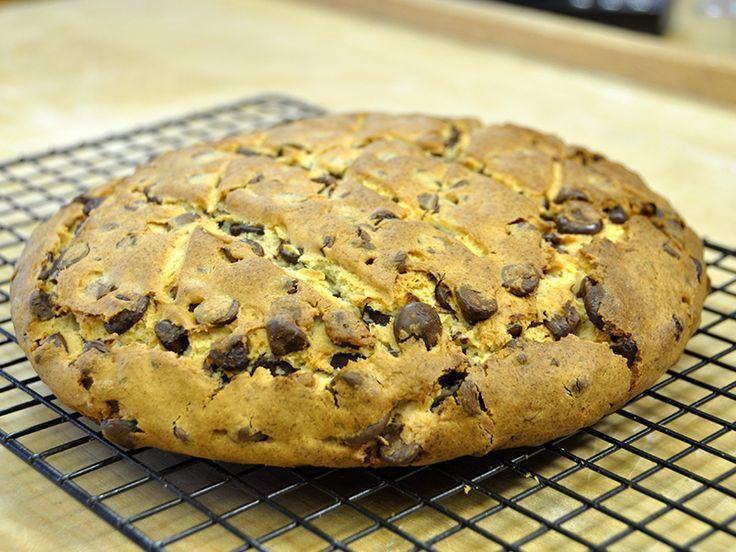 La Video Ricetta del Pandolce al Cioccolato - VivaLaFocaccia - Le Ricette Semplici per il Pane in Casa