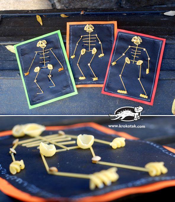 SPAGHETTI - skeleton