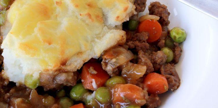Пастуший пирог | Бабушкины рецепты