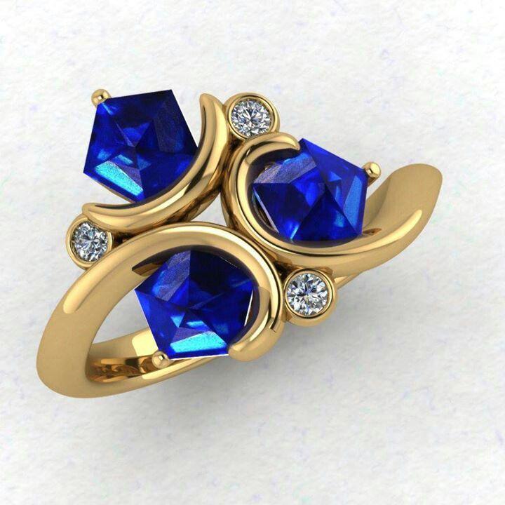 Goron Engagement Ring