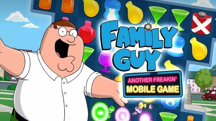 Family Guy Freakin Mobile Game for PC – Free Download - http://gameshunters.com/family-guy-freakin-mobile-game-pc-download/