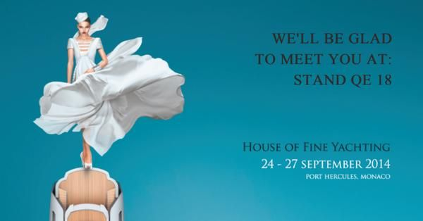 See You there. MYS 2014. New Projects for Mondo Marine