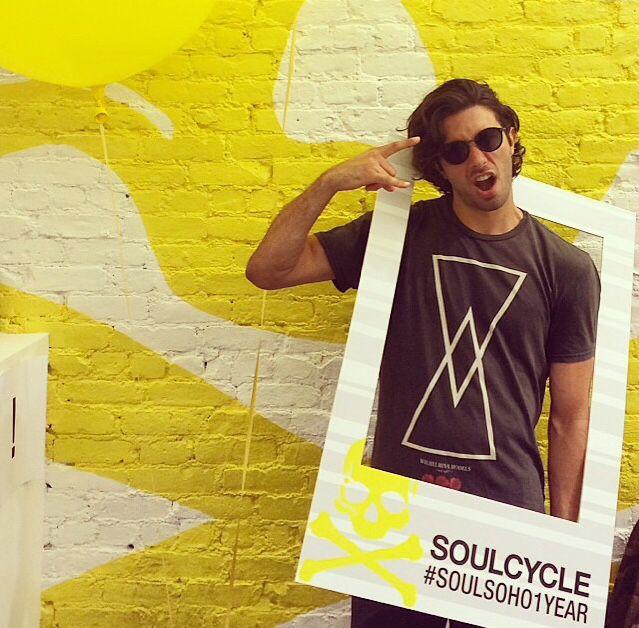 Soul Cycle branding