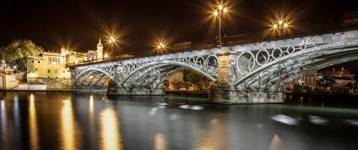 https://flic.kr/p/GC6sW2 | Puente Triana. Sevilla