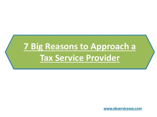 Tax representation services – IRS representation and State representation services are included in this. Services like creation of tax payment plans are also offered by some companies under the tax representation services. Log on http://www.ebservicesva.com/