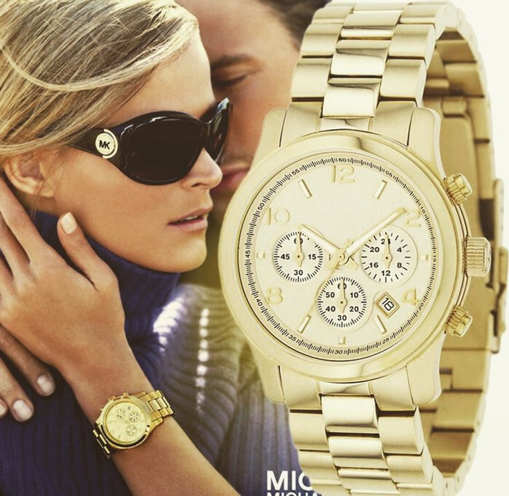 Michael Kors is the leading American fashion designer of luxury ready-to-wear watches. The company's heritage is rooted in iconic designs and a glamorous aesthetic that combines stylish elegance with a sporty attitude.  Just Watches has a wide variety of MK watches to choose from with FREE online shipping.