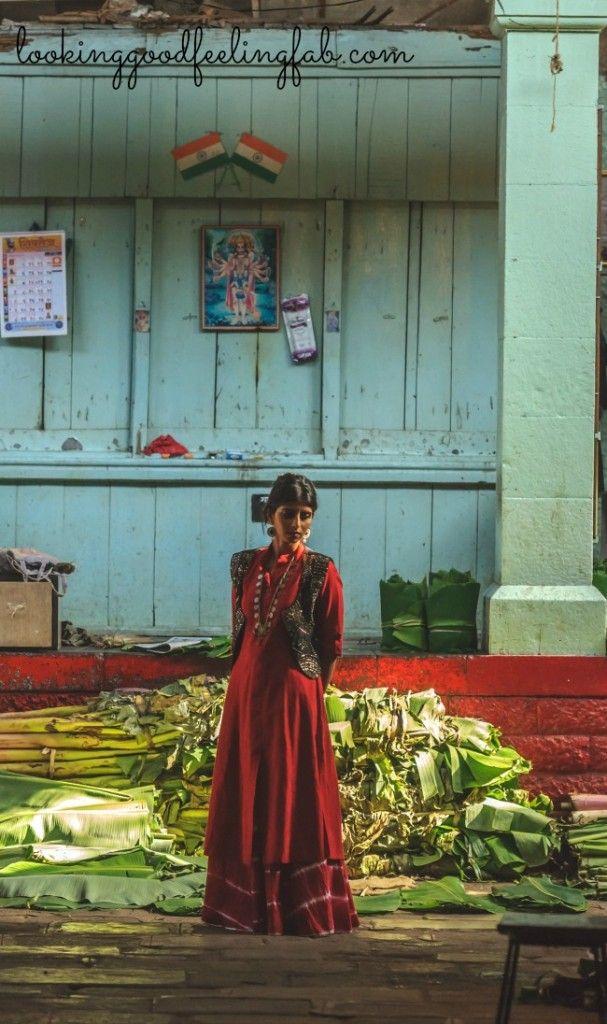 Pune Fashion blogs Mahatma Phule Mandai