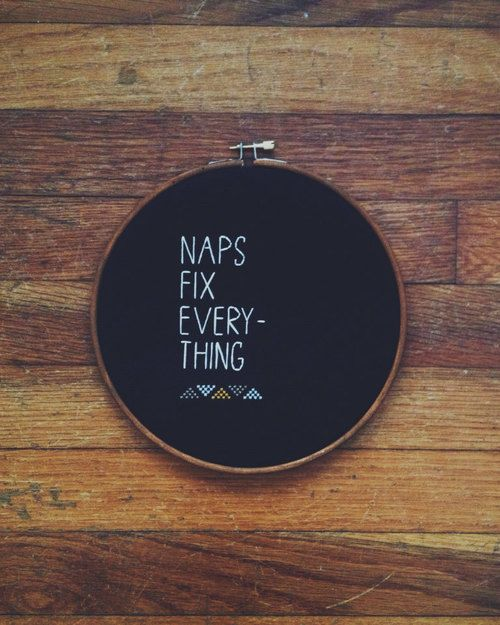 Naps Fix Everything by RugglesMade (https://www.etsy.com/shop/RugglesMade)