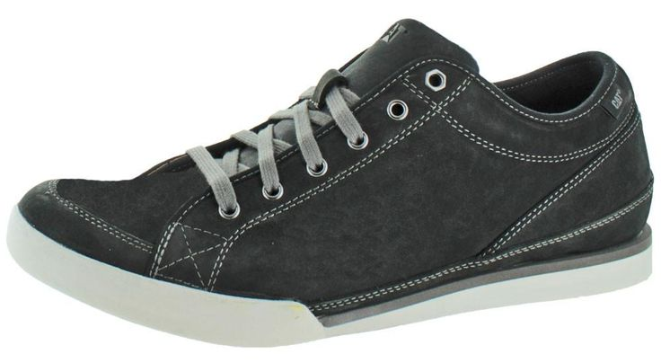 Caterpillar Men's Jed Fashion Sneakers Leather Canvas