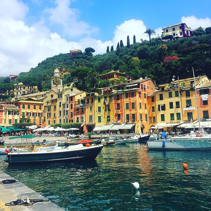 Things to see in Portofino, Italy. You'll fall in love! IG:@kassispassport