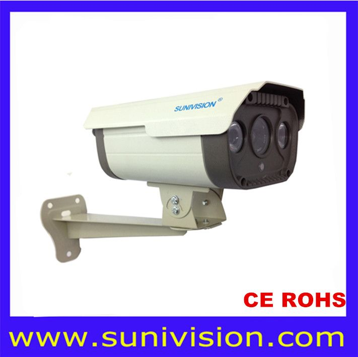 SONY 700TVL Bullet Waterproof Security CCTV Outdoor ARRAY LED Cameras  1.Fix len 6mm   2.IP66   3.SONY 700TVL