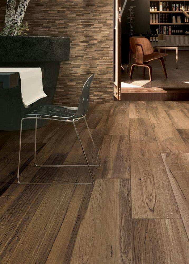 Naturae Aequa Castor 12 X 48 Wood Look Porcelain Tile