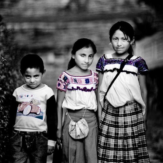 Another kind of childhood by Luis Montemayor, taken Cuetzalan Del Progreso Centro, Tuzamapan de Galeana, PU, MX