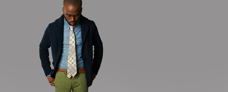 Great locally made ties from Dolbeau