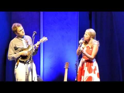 Yo Yo Ma, Goat Rodeo, Aoife O'Donovan 'Angelina' Hollywood Bowl 8 25 13 - YouTube