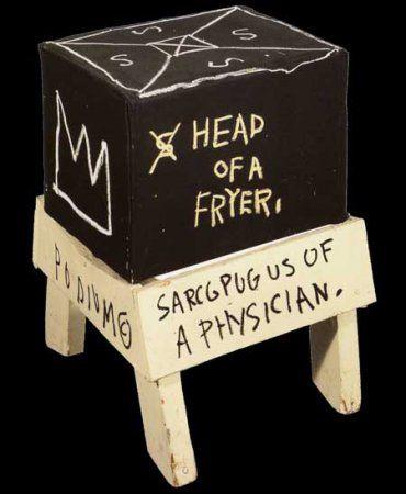 Жан-Мишель Баския | XXe | Jean-Michel Basquiat