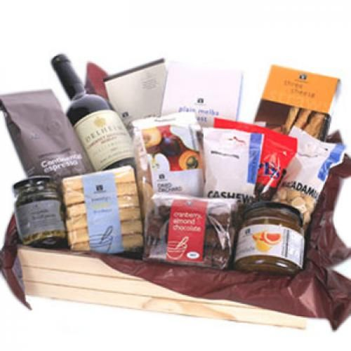 Woolworths Favorites Holiday Gift Basket to South-Africa