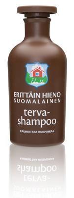 Finnish tar Shampoo