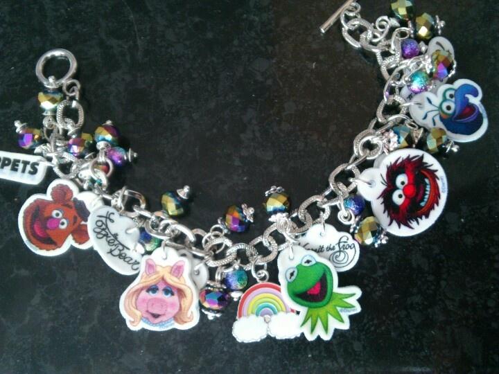 Muppet bracelet x