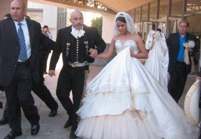 Lupillo Rivera en su boda con Mayeli | Celebrities | Pinterest