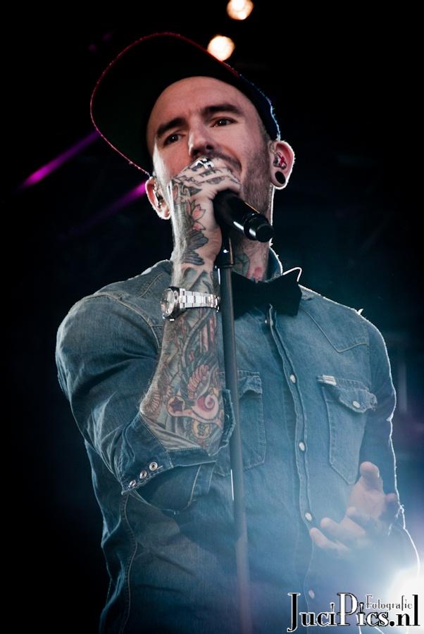 Ben Saunders, winnaar The Voice 2010