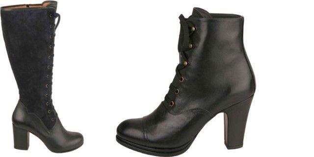Gli stivali in inverno sono uno degli accessori piu' amati dalle donne. Pratici, comodi e belli, sono l'accessorioideale da abbinare a qualsiasi outfit.http://www.sfilate.it/209527/gli-stivali-diventano-grintosi-grunge-rock-inverno