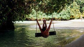 Jamaika Highlight Sehenswürdigkeit Dschungel Urwald Strand