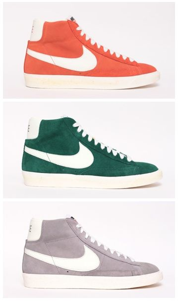 Nike...like these retro kicks