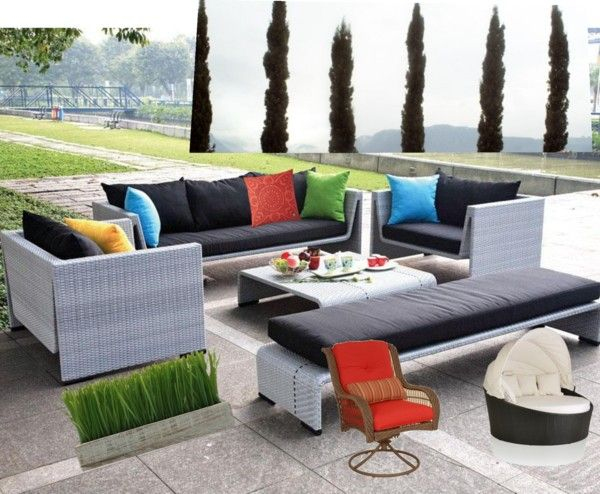 """modern patio furniture"" by modernfurniturewarehouse on Polyvore"