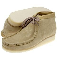 Wallabee's ...these were so trendy when I was a kid in the 70's! LOL