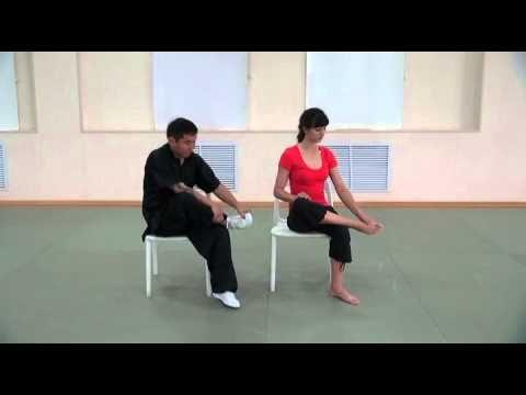 Упражнения китайской медицины для потери веса - YouTube
