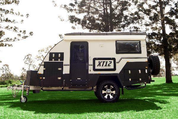 Xt12 Db Off Road Hybrid Caravan Hybrid Caravans Hybrid