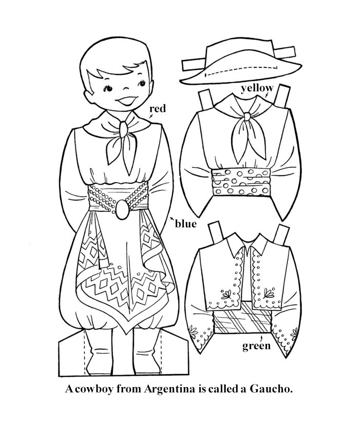 95 best images about Paper Dolls