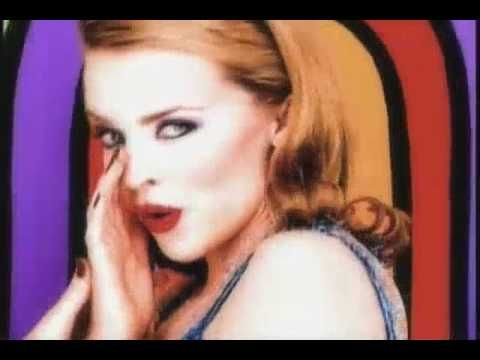 Kylie Minogue - Confide In Me. One of my favorite song from Kylie. #video #music #pinterest