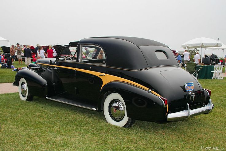 1940 Cadillac Series 75 Fleetwood by Brunn