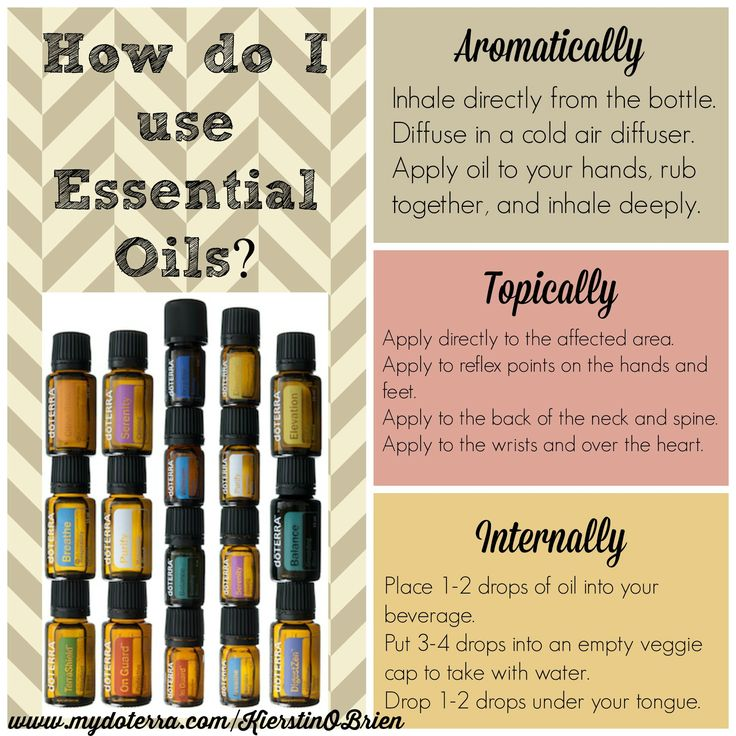 110 Best Essential Oils Images On Pinterest