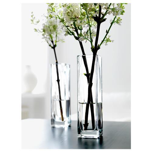 REKTANGEL βάζο - IKEA Φιλοξενούν το δώρο που θα πάρεις και το δώρο που θα κάνεις στον εαυτό σου κάθε μέρα.