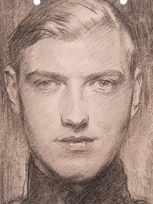 Portrait of Robert Gould Shaw III