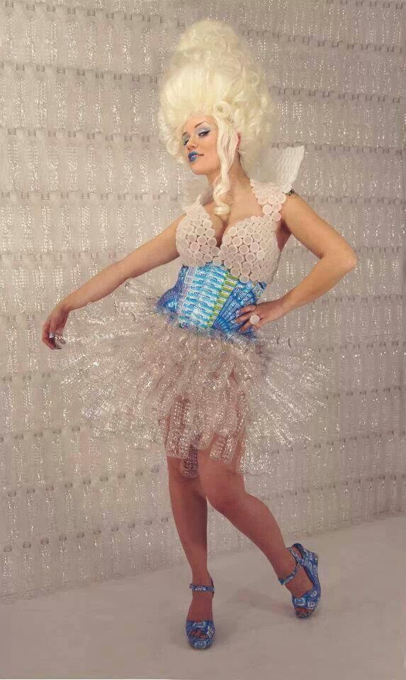 Plastic Bottle Dress