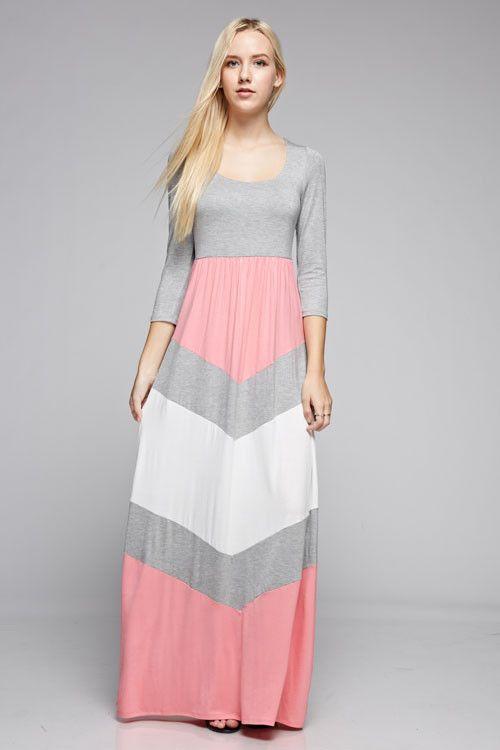 17 Best ideas about Chevron Maxi Dresses on Pinterest | Maxi ...