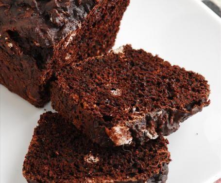 Invece delle solite torte, perché non preparate questo invitante e golosissimo plum cake al cioccolato?